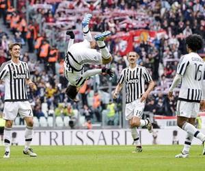 Juventus, juan cuadrado, and leonardo bonucci image