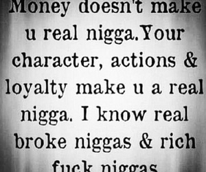 broke, money, and real image
