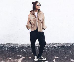 converse, fashion, and minimalism image
