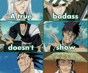 bleach, anime, and kyoraku image
