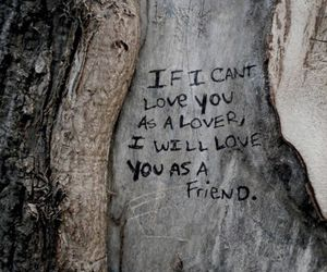 friends and love image