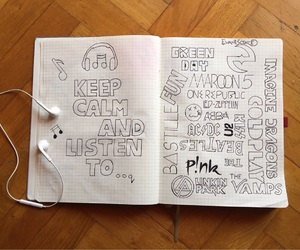 bastille, coldplay, and disegni image
