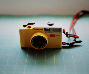 awesome, yellow, and camera image