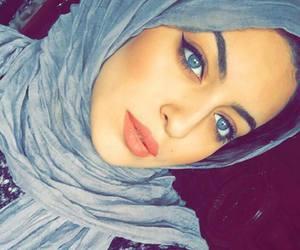 arab and girl image