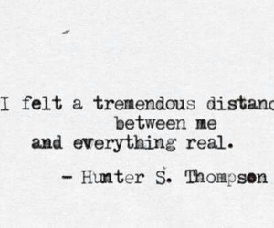 quote, distance, and real image