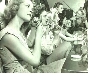1940s, nyc, and rockettes image