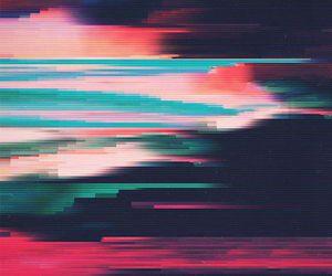 acid, art, and background image