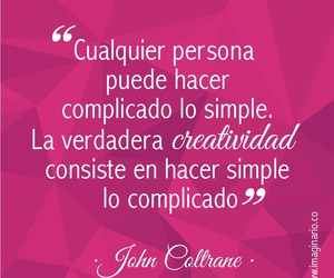 inspiracion, pink, and quotes image