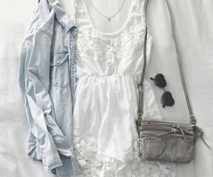fashion, outfits, and summer image