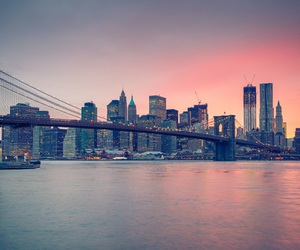 new-york and pink skay image