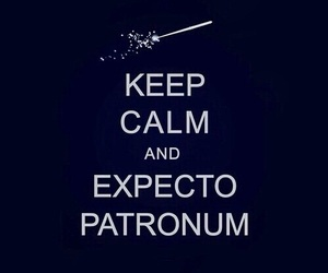 expecto patronum, harry potter, and background image