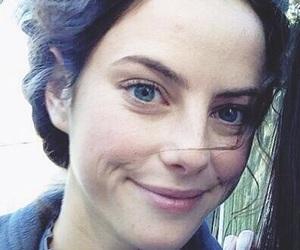 blue eyes, KAYA SCODELARIO, and skins image