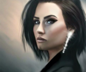 demi and demi lovato image