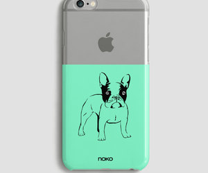 bulldog, etsy, and phonecase image