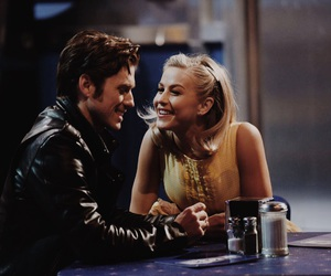 grease, julianne hough, and aaron tveit image