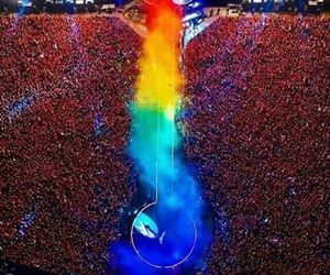 coldplay and méxico image