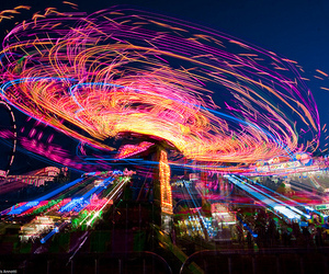 light, colors, and fun image