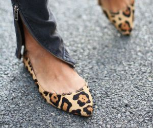 fashion, shoes, and flats image