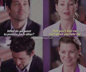lovely, meredith grey, and grey's anatomy image
