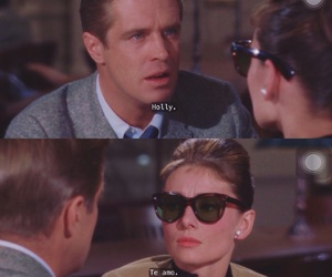 Breakfast at Tiffany's, holly golightly, and paul varjak image