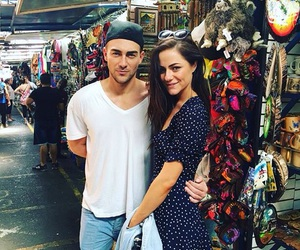 alexandra park and tom austen image