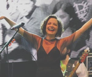 natalia lafourcade, hermosa, and pal norte 2016 image