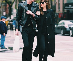couple, together, and nyc image