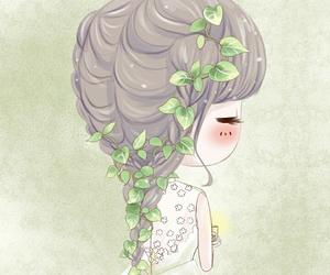 wallpaper, illustration, and kawaii image