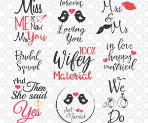 bride, svg graphics, and bridesmaid image