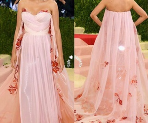blake lively, met ball, and red carpet image