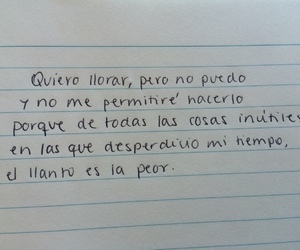 cry, frases, and quotes image