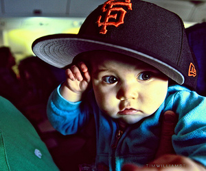 baby, boy, and swag image