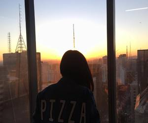 pizza and view image