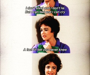 grease, rizzo, and cry image