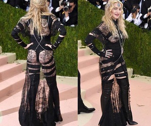 fashion, madonna, and red carpet image