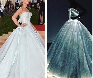 beautiful, claire danes, and dress image