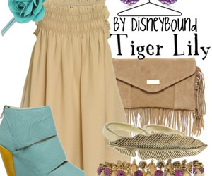 fashion and tiger lily image