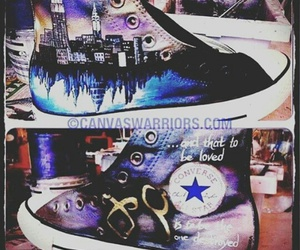 shoes, shadowhunters, and converse image