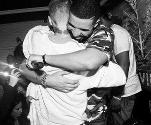 Drake, justin bieber, and boy image