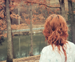 alone, beautiful, and canal image