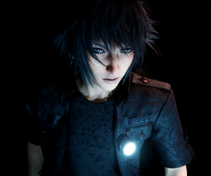 ffxv and noctis image
