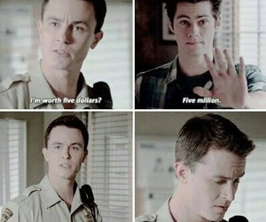 teen wolf, funny, and humor image