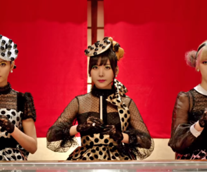 girl group, kpop, and orange caramel image