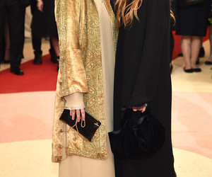 met gala, ashley olsen, and mary kate image