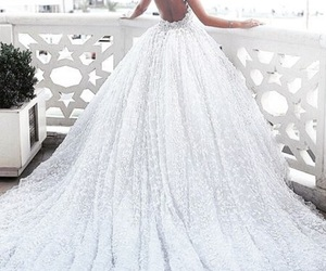 beautiful, Dream, and dress image