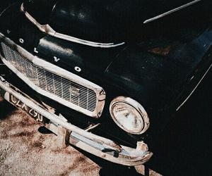 car, grunge, and black image