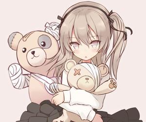 anime girl, kawaii anime, and anime image