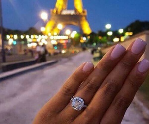 paris and ring image