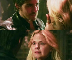 captainswan and ️ouat image