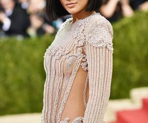 kylie jenner, met gala, and style image